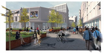New £300m vision for Exeter city centre revealed