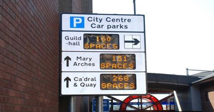 Car parking charges set to increase