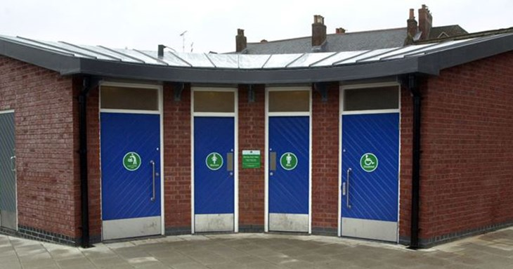 Closure of public toilets