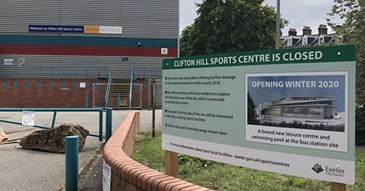 Councillors to discuss improvements to the city's leisure facilities