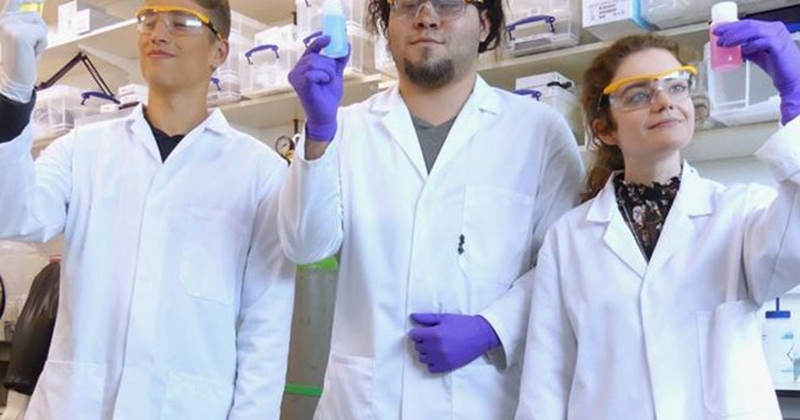 Lab placements available for A-level students