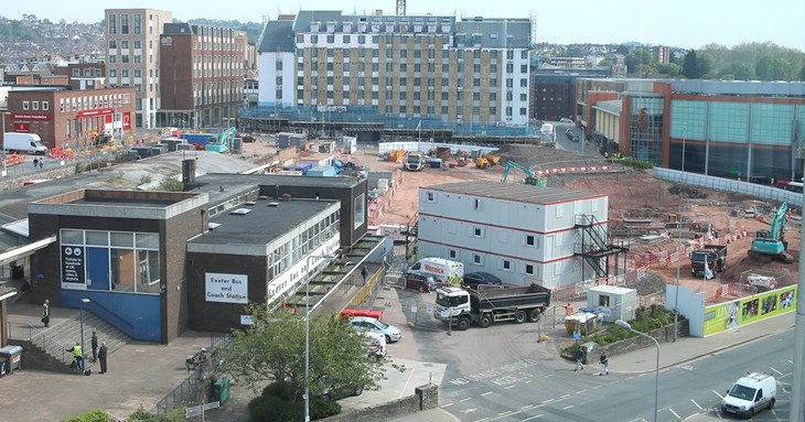 Bus Station Development 16 May 19