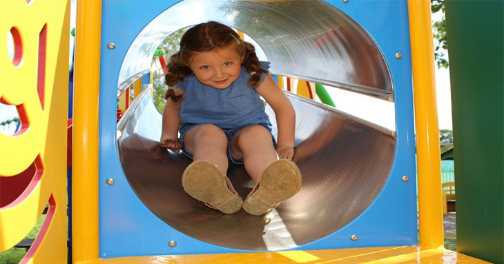 Play areas opening in Exeter