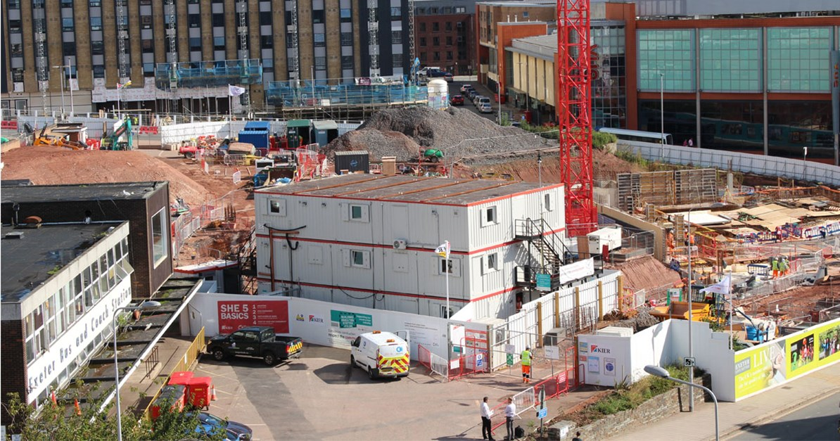 Exeter Bus Station Site