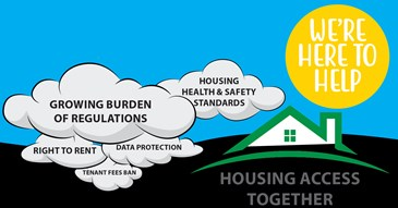 Housing Access Poster
