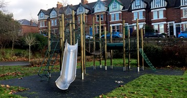 Exeter play equipment