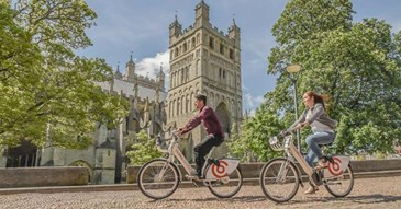 Exeter's Greener Options