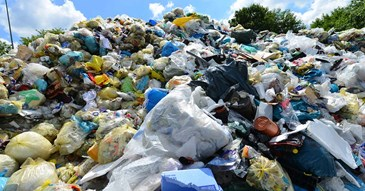 Why is UK recycling being dumped by Turkish roadsides