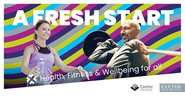 A fresh Start at our Leisure Centres