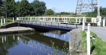 Salmonpool Swingbridge