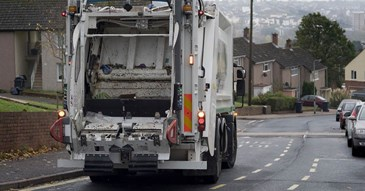 Refuse and recycling crews