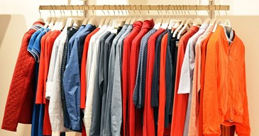 Reducing clothing purchases
