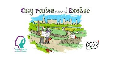 Exeter Cosy Routes